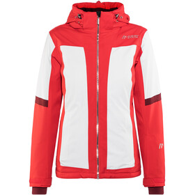 Maier Sports Valisera mTex Skijacket Women poinsettia